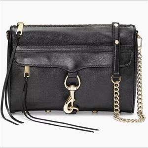 New Rebecca Minkoff large Mac purse